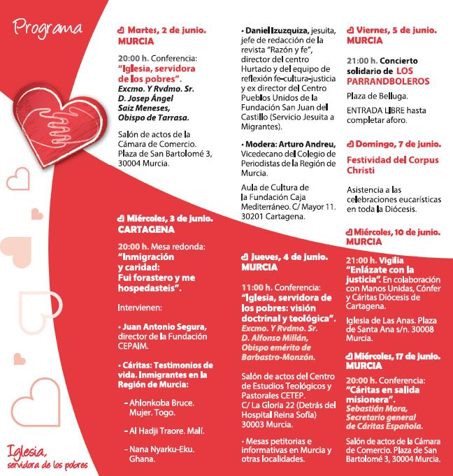 Programa Caritas